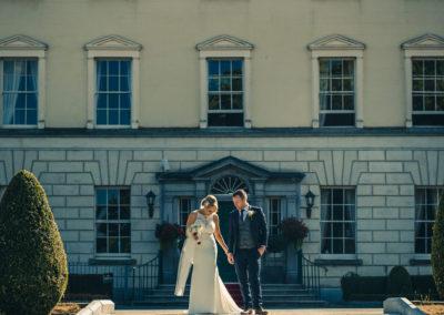 Marie + Diarmuid Dunboyne Castle