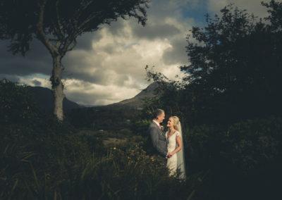Clodagh + Mark, Rosleague Manor