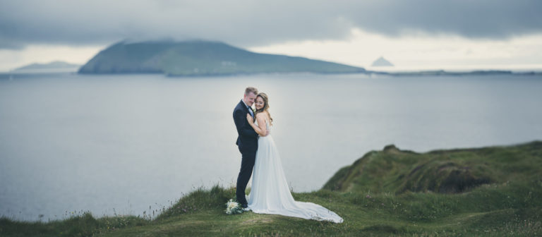 Wedding in Skellig Hotel Dingle